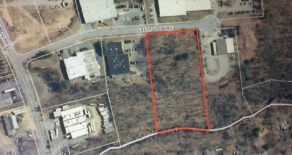 East Lyme Industrial Lot